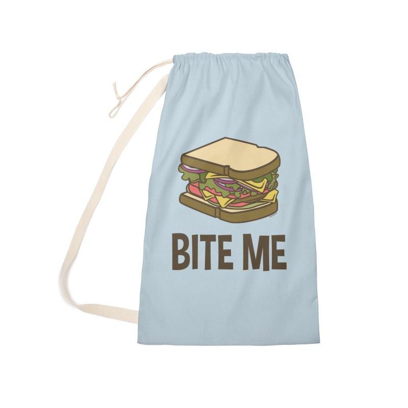 Bite Me Accessories Bag by WackyToonz