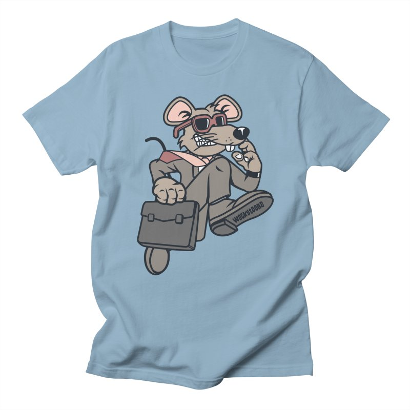 Rat Race Escape Women's Regular Unisex T-Shirt by WackyToonz