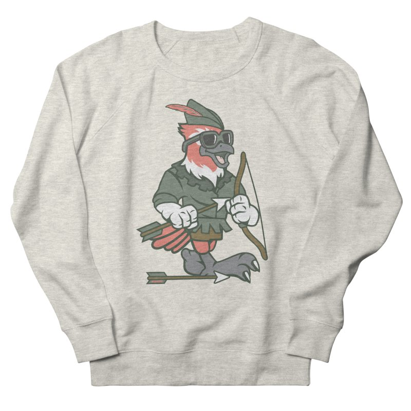 Robin Hood Women's Sweatshirt by WackyToonz