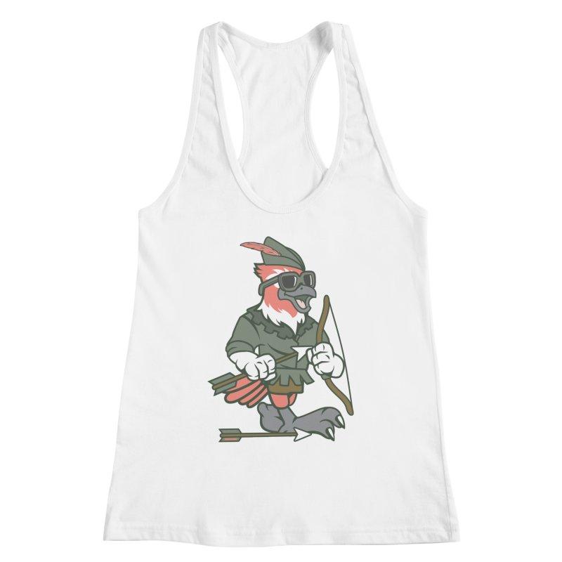 Robin Hood Women's Tank by WackyToonz