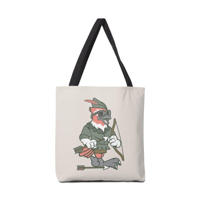 Robin Hood Accessories Bag by WackyToonz