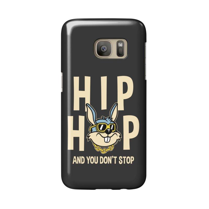 Hip Hip Accessories Phone Case by WackyToonz
