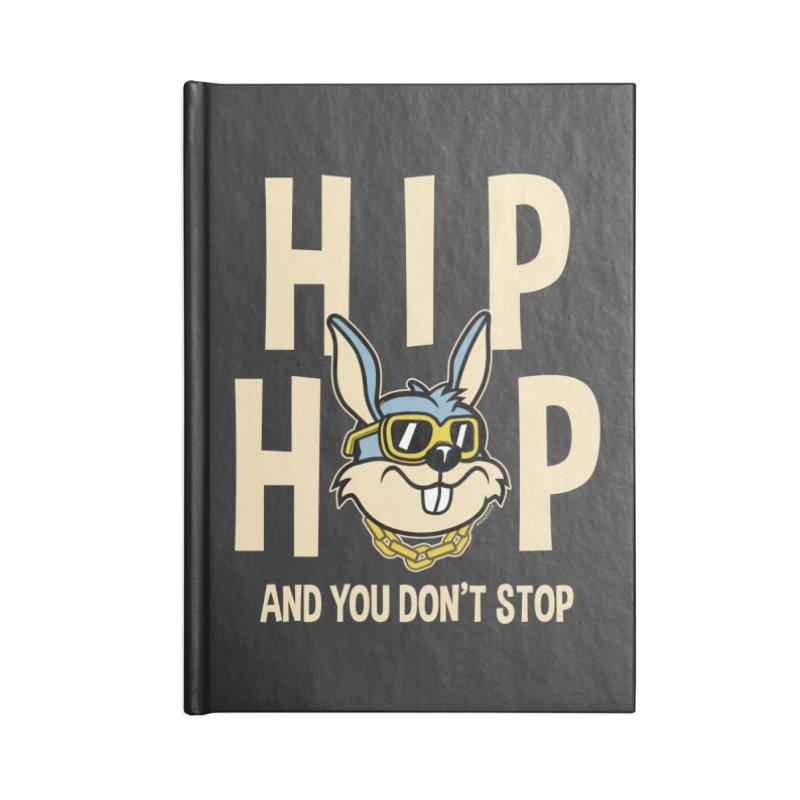 Hip Hip Accessories Notebook by WackyToonz