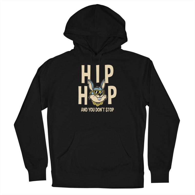 Hip Hip Men's Pullover Hoody by WackyToonz