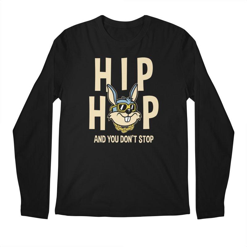 Hip Hip Men's Longsleeve T-Shirt by WackyToonz