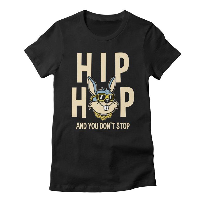 Hip Hip Women's T-Shirt by WackyToonz