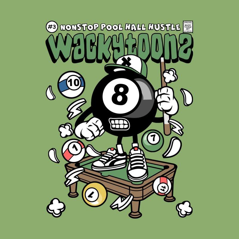 Nonstop Pool Hall Hustle   by WackyToonz