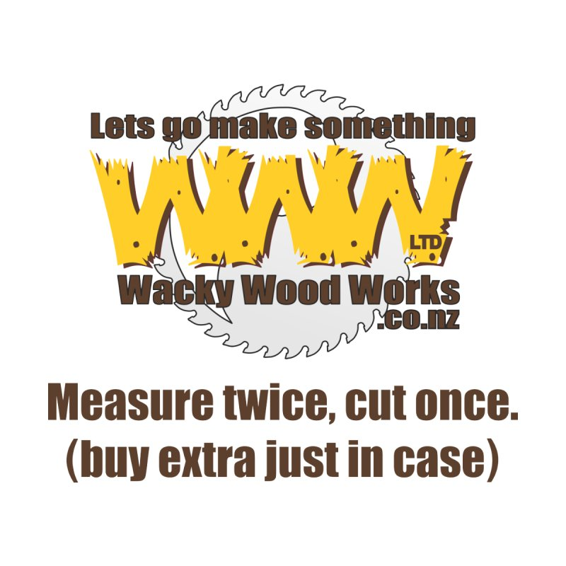 Buy Extra Home Stretched Canvas by Wacky Wood Works's Shop