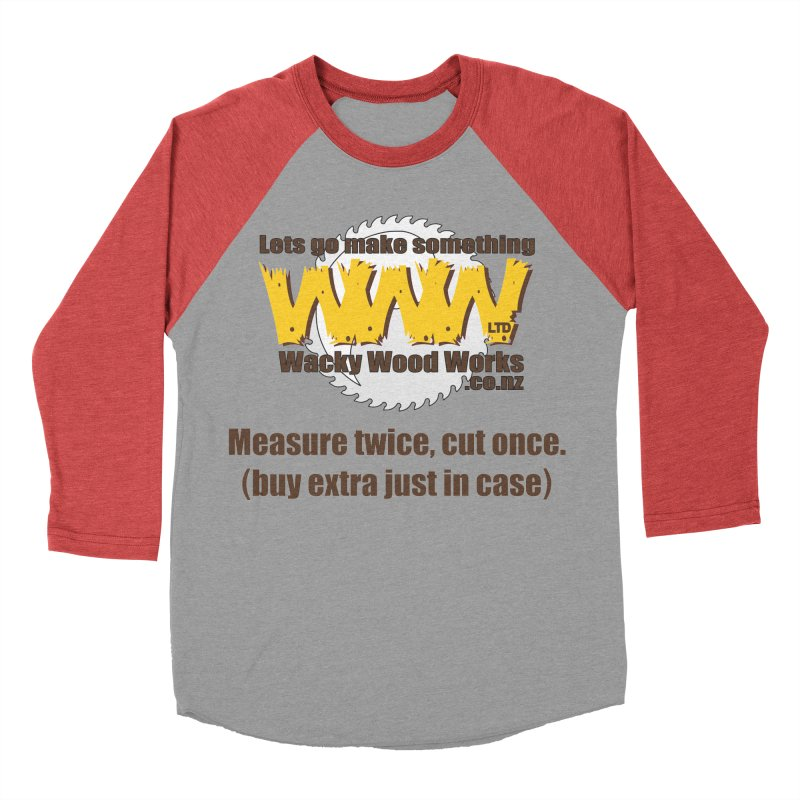 Buy Extra Men's Longsleeve T-Shirt by Wacky Wood Works's Shop