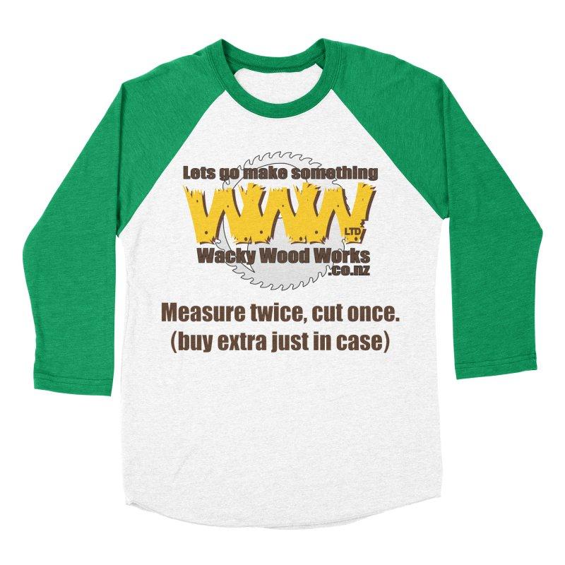 Buy Extra Men's Longsleeve T-Shirt by Wacky Wood Works's Shop