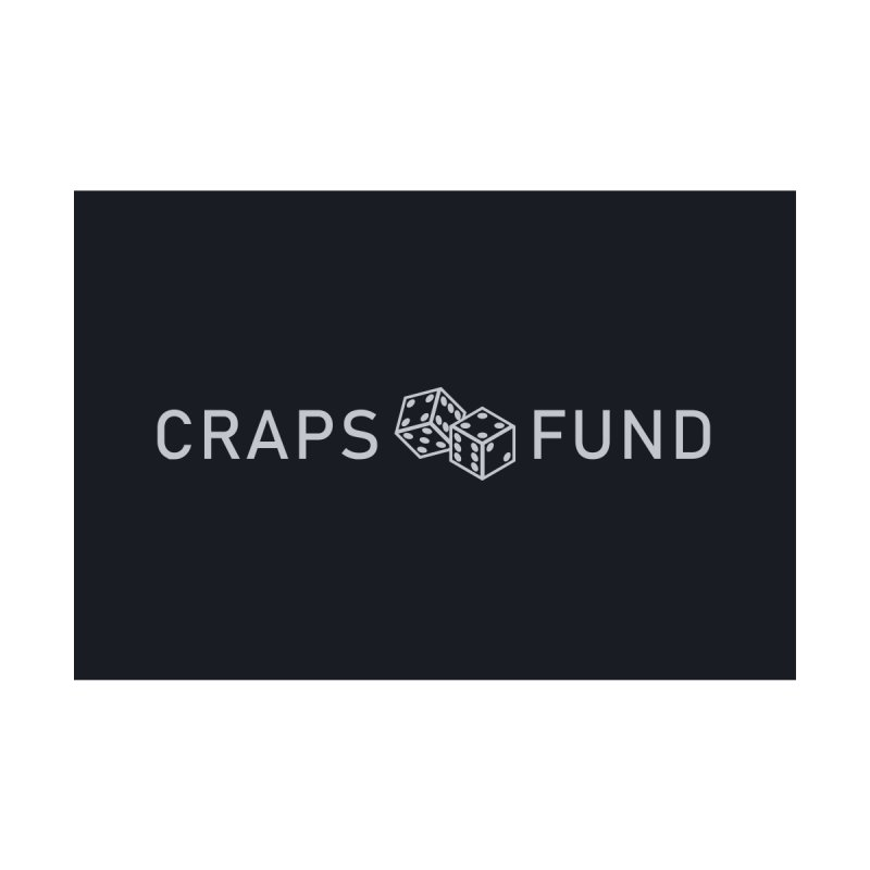 Craps Fund Money Pouch Accessories Zip Pouch by Wager Supply Co
