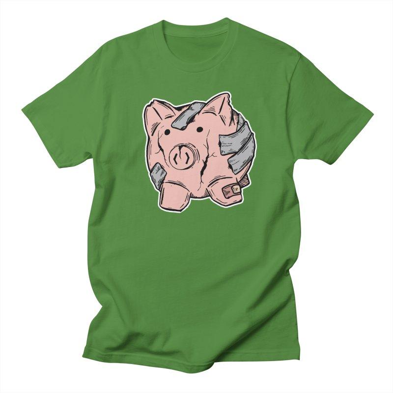 Broke AF Men's Regular T-Shirt by Brandon Waite - Artist Shop