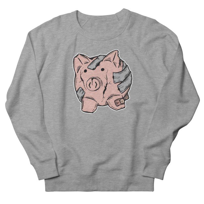 Broke AF Women's Sweatshirt by Brandon Waite - Artist Shop