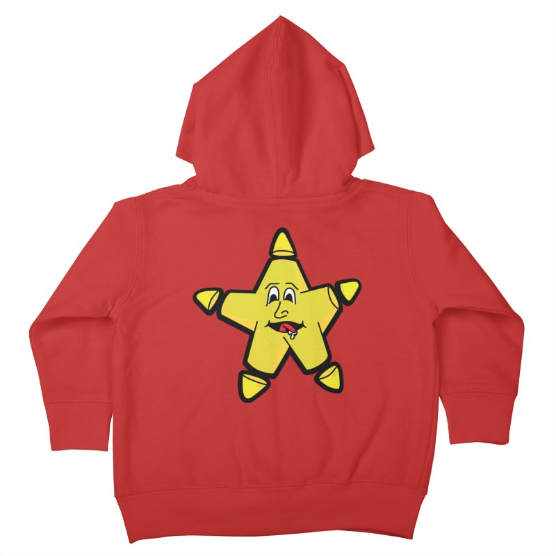 Twinkle Twinkle Kids Toddler Zip-Up Hoody by Brandon Waite - Artist Shop