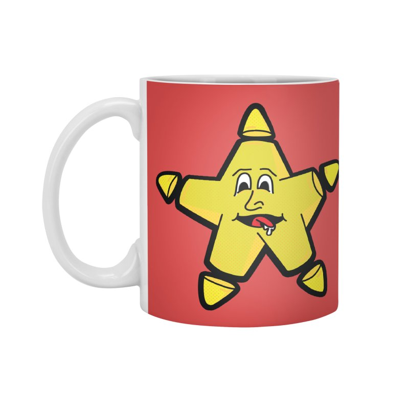 Twinkle Twinkle Accessories Mug by Brandon Waite - Artist Shop