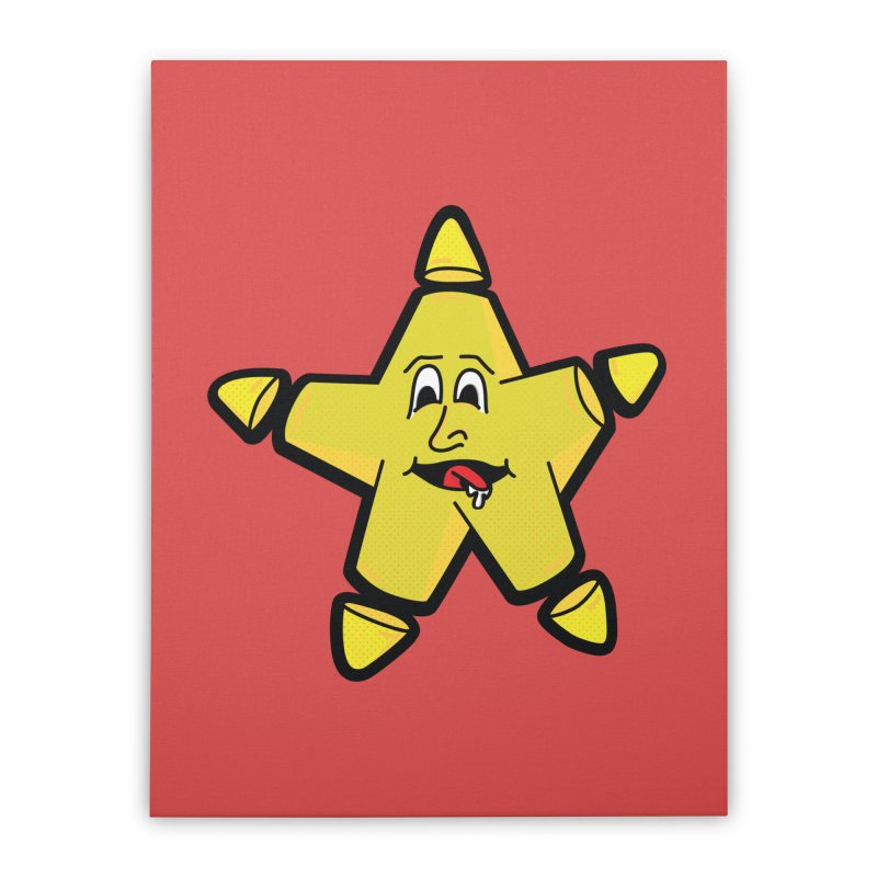 Twinkle Twinkle Home Stretched Canvas by Brandon Waite - Artist Shop