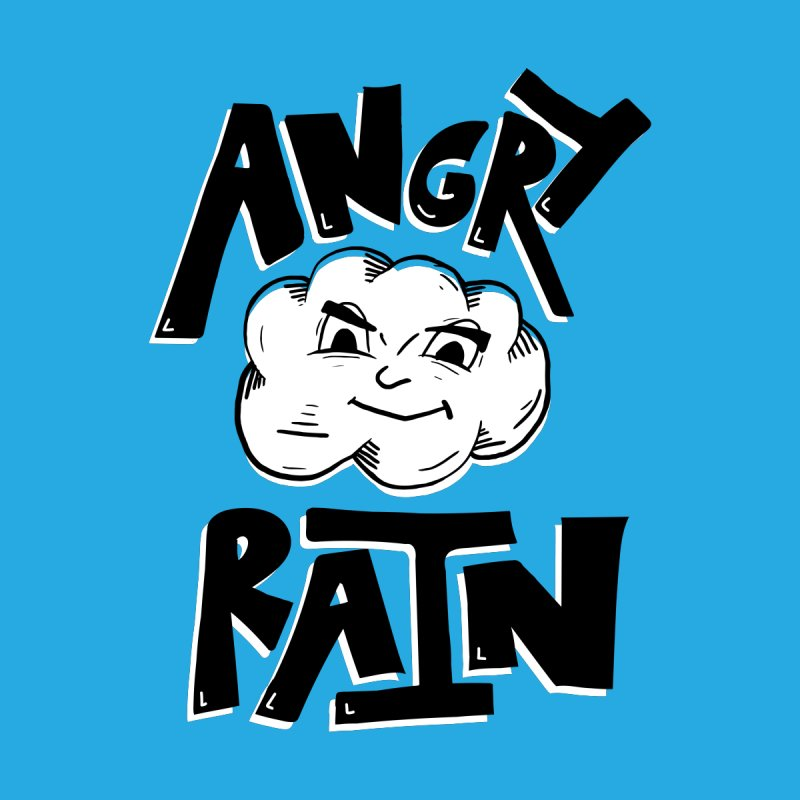 Angry Rain by Brandon Waite - Artist Shop