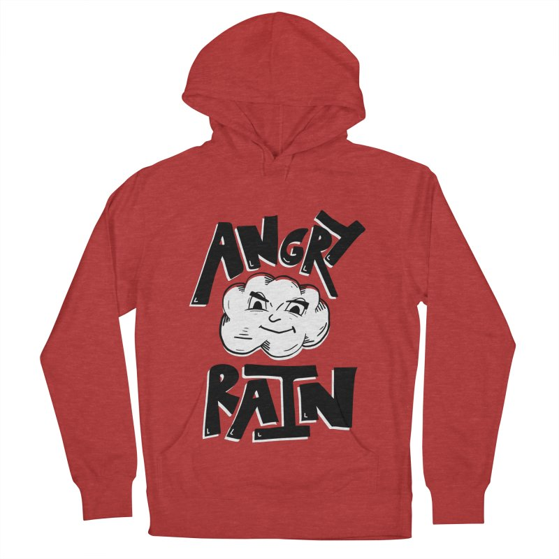 Angry Rain Women's Pullover Hoody by Brandon Waite - Artist Shop