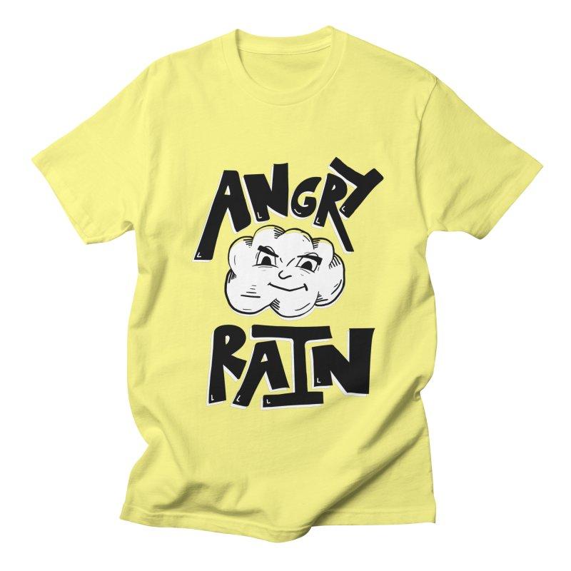 Angry Rain Women's Unisex T-Shirt by Brandon Waite - Artist Shop