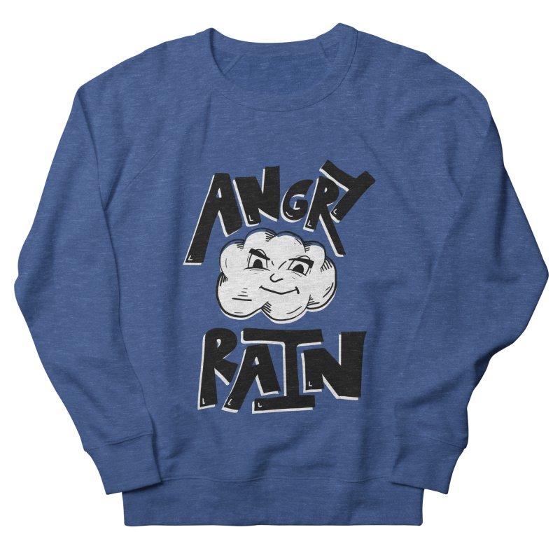 Angry Rain Men's Sweatshirt by Brandon Waite - Artist Shop