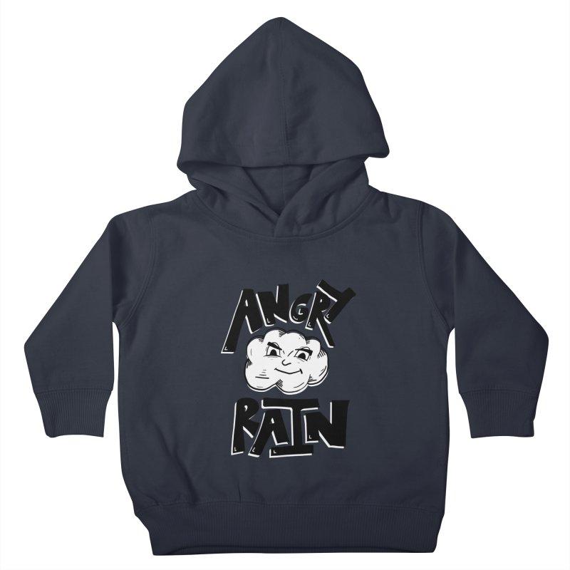 Angry Rain Kids Toddler Pullover Hoody by Brandon Waite - Artist Shop
