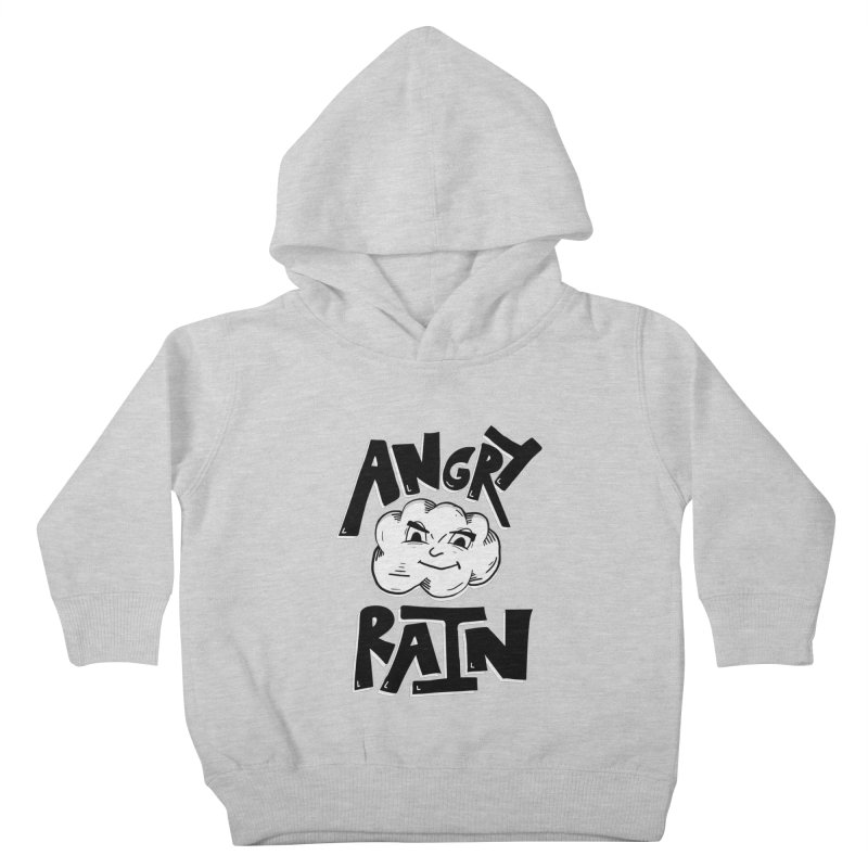 Angry Rain Kids Toddler Pullover Hoody by Brandon Waite - Artist Shop
