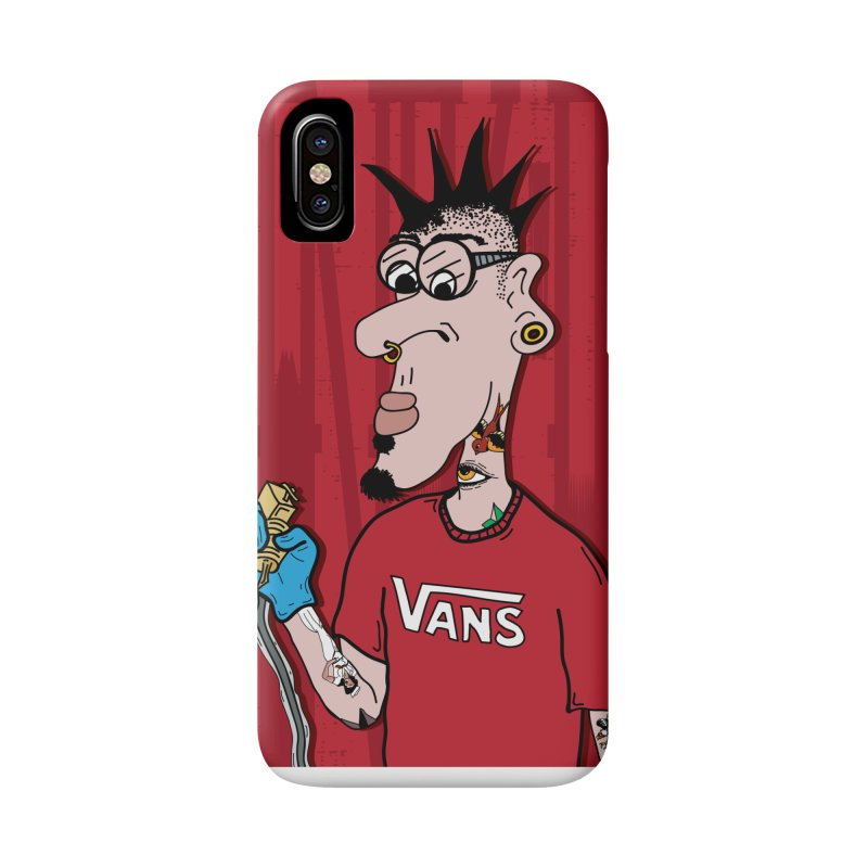 Ink'd Accessories Phone Case by Brandon Waite - Artist Shop