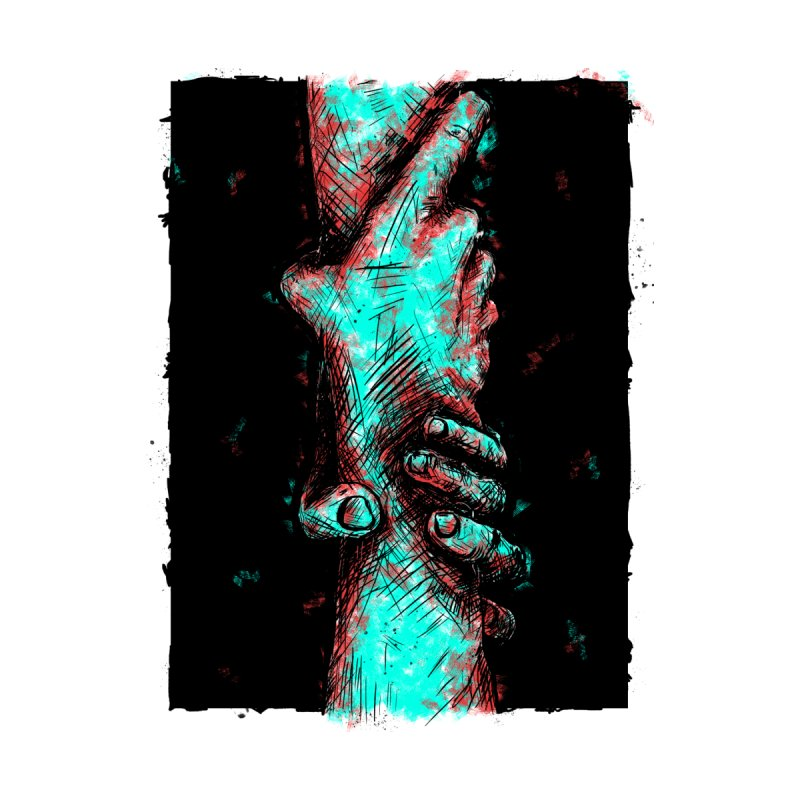 Ink Hand 1 by Brandon Waite - Artist Shop