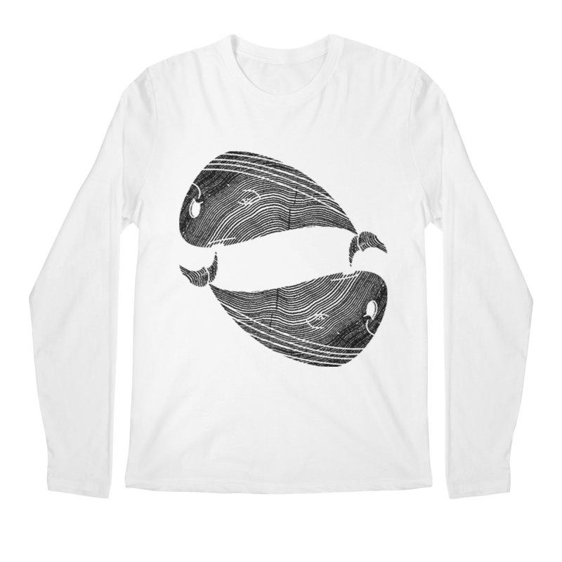 TreeWhale Men's Longsleeve T-Shirt by wakingupowls's Artist Shop