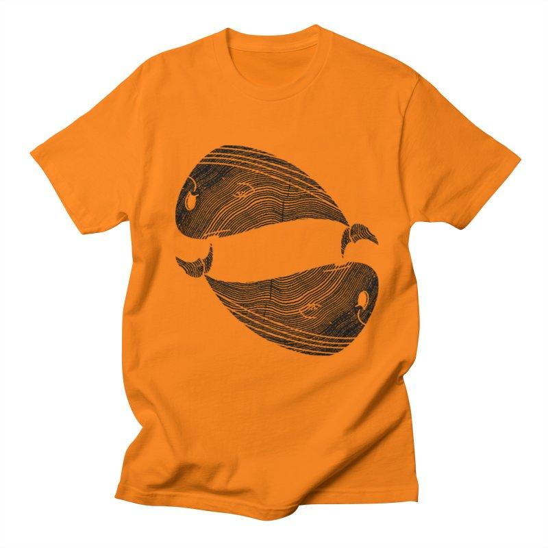 TreeWhale Men's T-shirt by wakingupowls's Artist Shop
