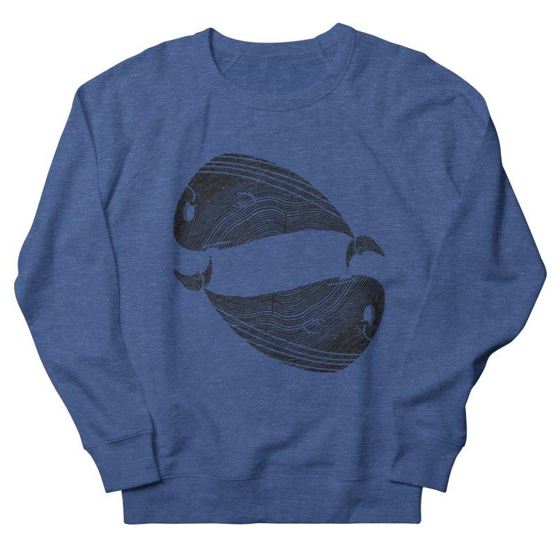 TreeWhale Men's Sweatshirt by wakingupowls's Artist Shop