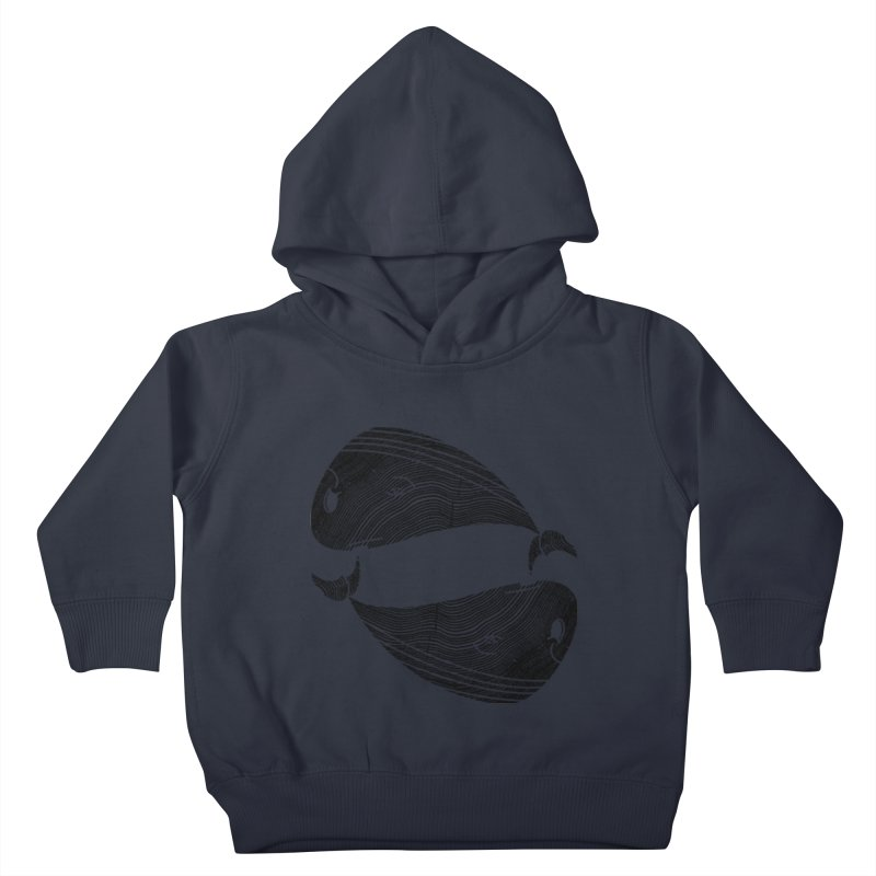 TreeWhale Kids Toddler Pullover Hoody by wakingupowls's Artist Shop