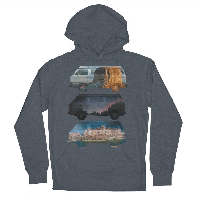 Travelers Men's Pullover Hoody by wakingupowls's Artist Shop