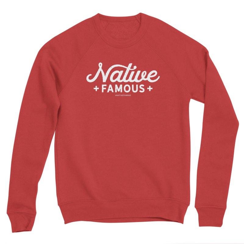 Native Famous + WalkingStick Design Co. Women's Sweatshirt by WalkingStick Design's Artist Shop