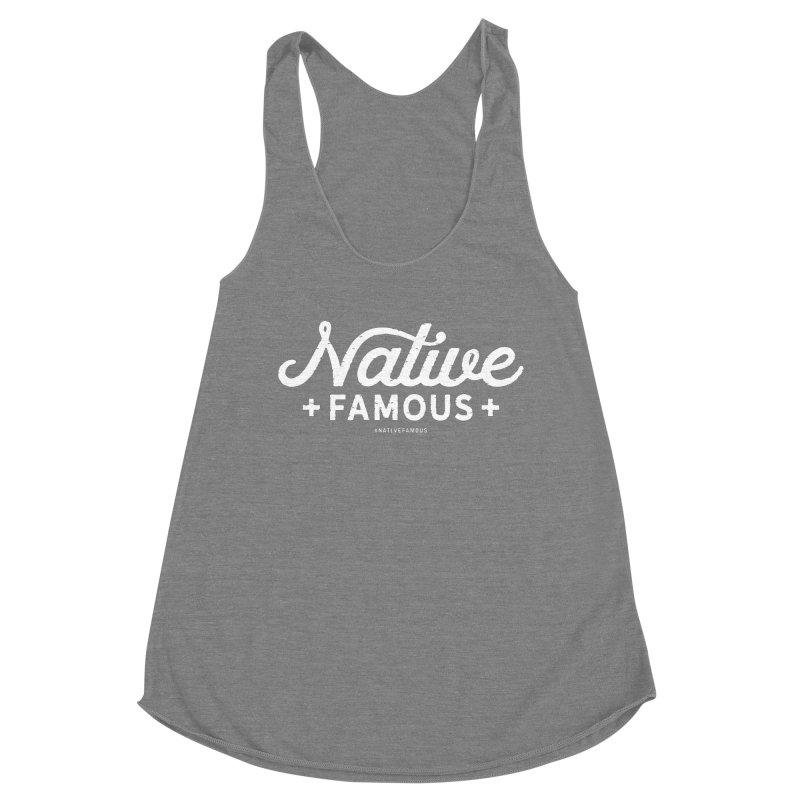 Native Famous + WalkingStick Design Co. Women's Tank by WalkingStick Design's Artist Shop