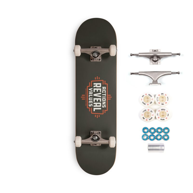 ACTIONS + WALKINGSTICK DESIGN CO. Accessories Complete - Premium Skateboard by WalkingStick Design's Artist Shop