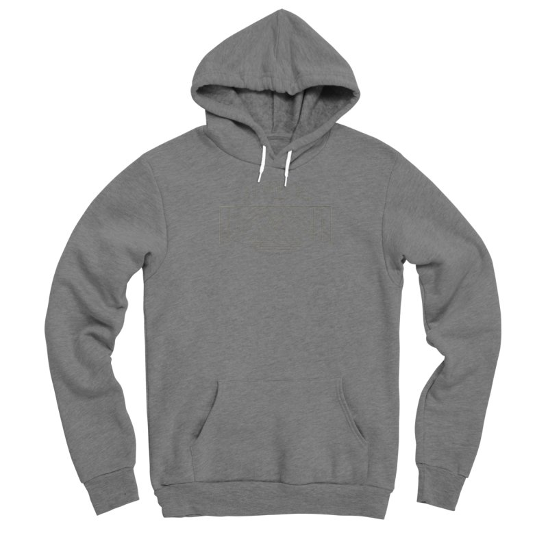 THUNDERBIRD + WALKINGSTICK DESIGN CO. Men's Pullover Hoody by WalkingStick Design's Artist Shop