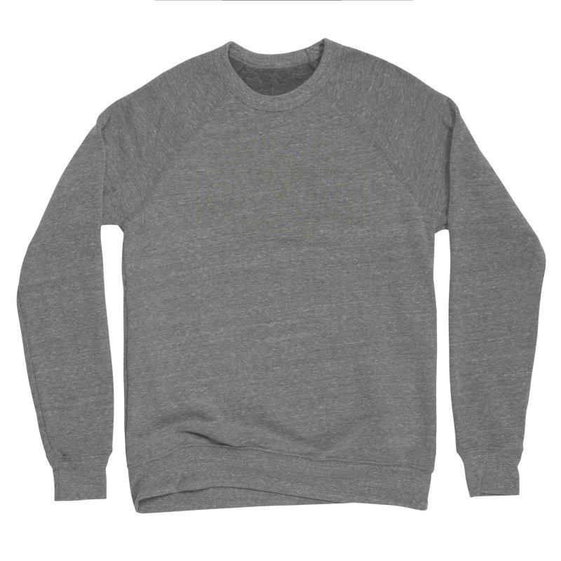 THUNDERBIRD + WALKINGSTICK DESIGN CO. Women's Sponge Fleece Sweatshirt by WalkingStick Design's Artist Shop