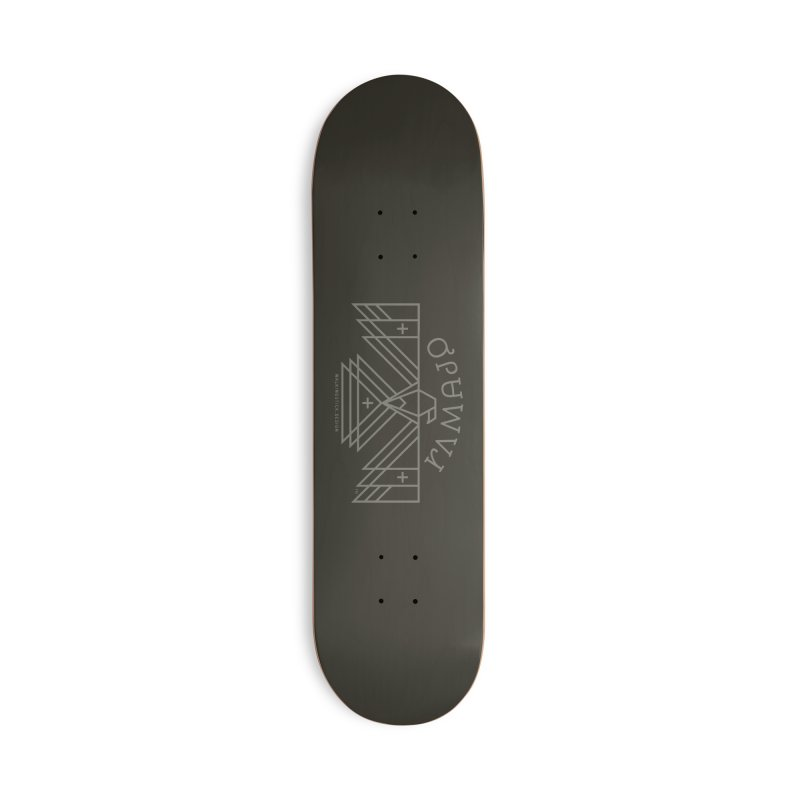 THUNDERBIRD + WALKINGSTICK DESIGN CO. Accessories Skateboard by WalkingStick Design's Artist Shop