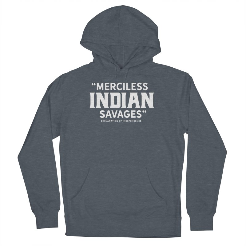 SAVAGES + WALKINGSTICK DESIGN CO. Women's French Terry Pullover Hoody by WalkingStick Design's Artist Shop