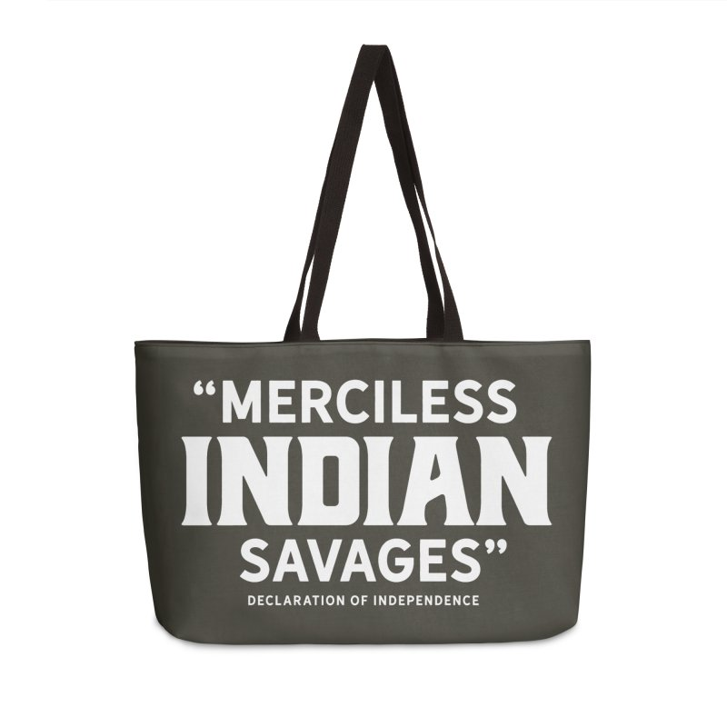 SAVAGES + WALKINGSTICK DESIGN CO. Accessories Weekender Bag Bag by WalkingStick Design's Artist Shop