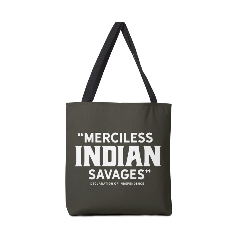 SAVAGES + WALKINGSTICK DESIGN CO. Accessories Tote Bag Bag by WalkingStick Design's Artist Shop