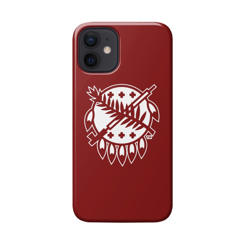 Osage Shield Accessories Phone Case by WalkingStick Design's Artist Shop