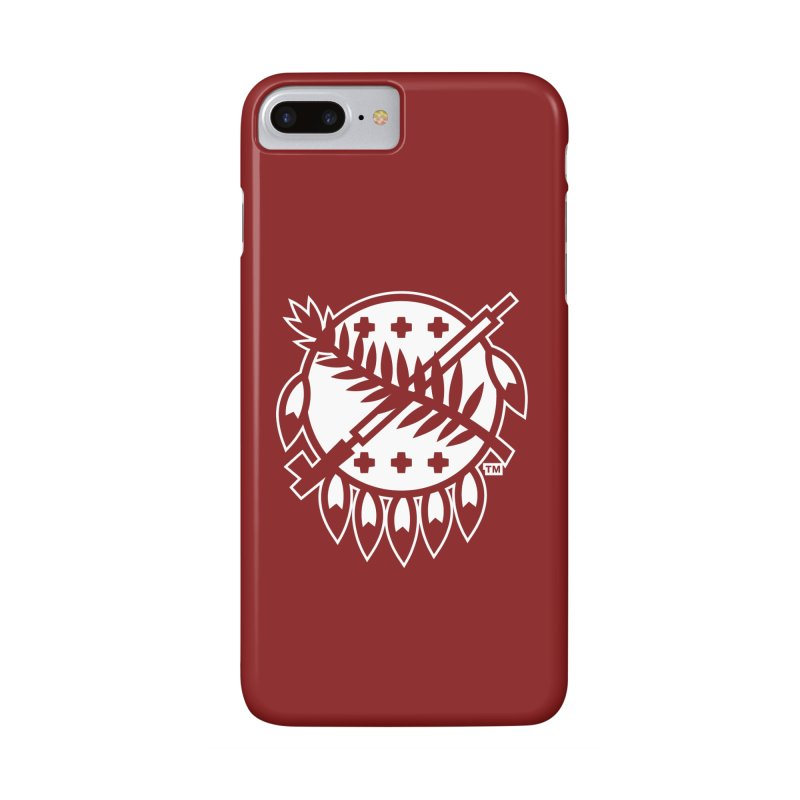 Osage Shield Accessories Phone Case by walkingstickdesign's Artist Shop