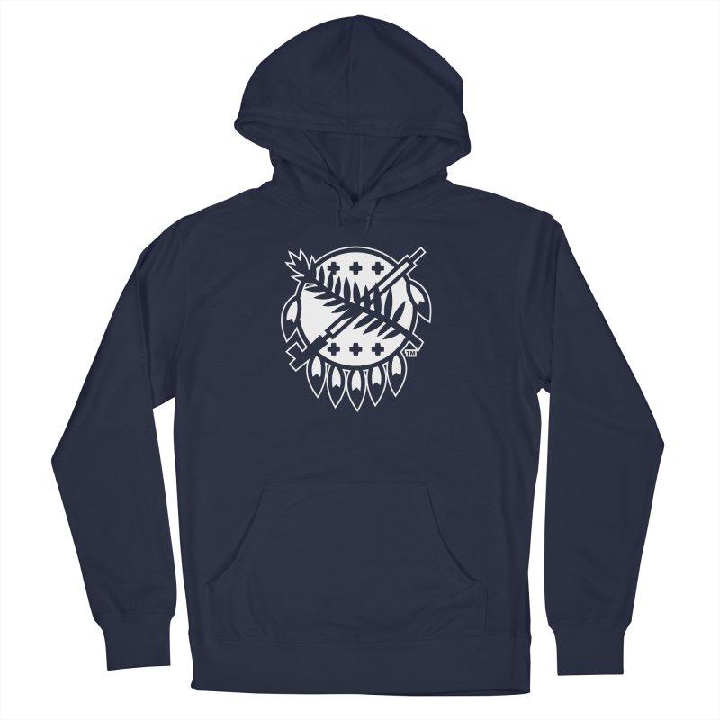 Osage Shield Men's Pullover Hoody by walkingstickdesign's Artist Shop