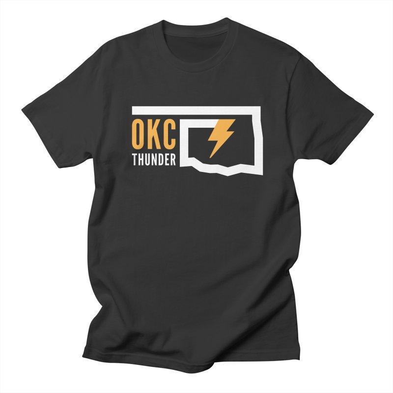 Thick Bolt Classic Men's T-shirt by walkingstickdesign's Artist Shop