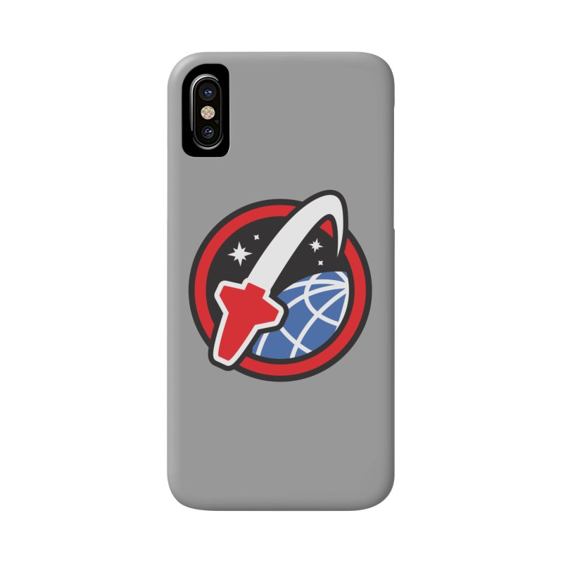 Lego Space City Accessories Phone Case by WalkingStick Design's Artist Shop