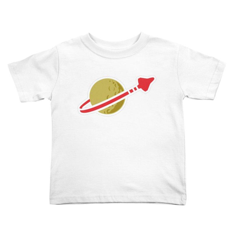 Lego Space 80s Kids Toddler T-Shirt by WalkingStick Design's Artist Shop