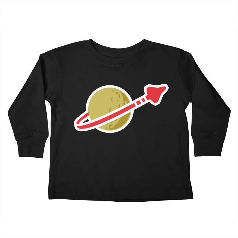Lego Space 80s Kids Toddler Longsleeve T-Shirt by walkingstickdesign's Artist Shop