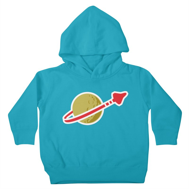 Lego Space 80s Kids Toddler Pullover Hoody by walkingstickdesign's Artist Shop